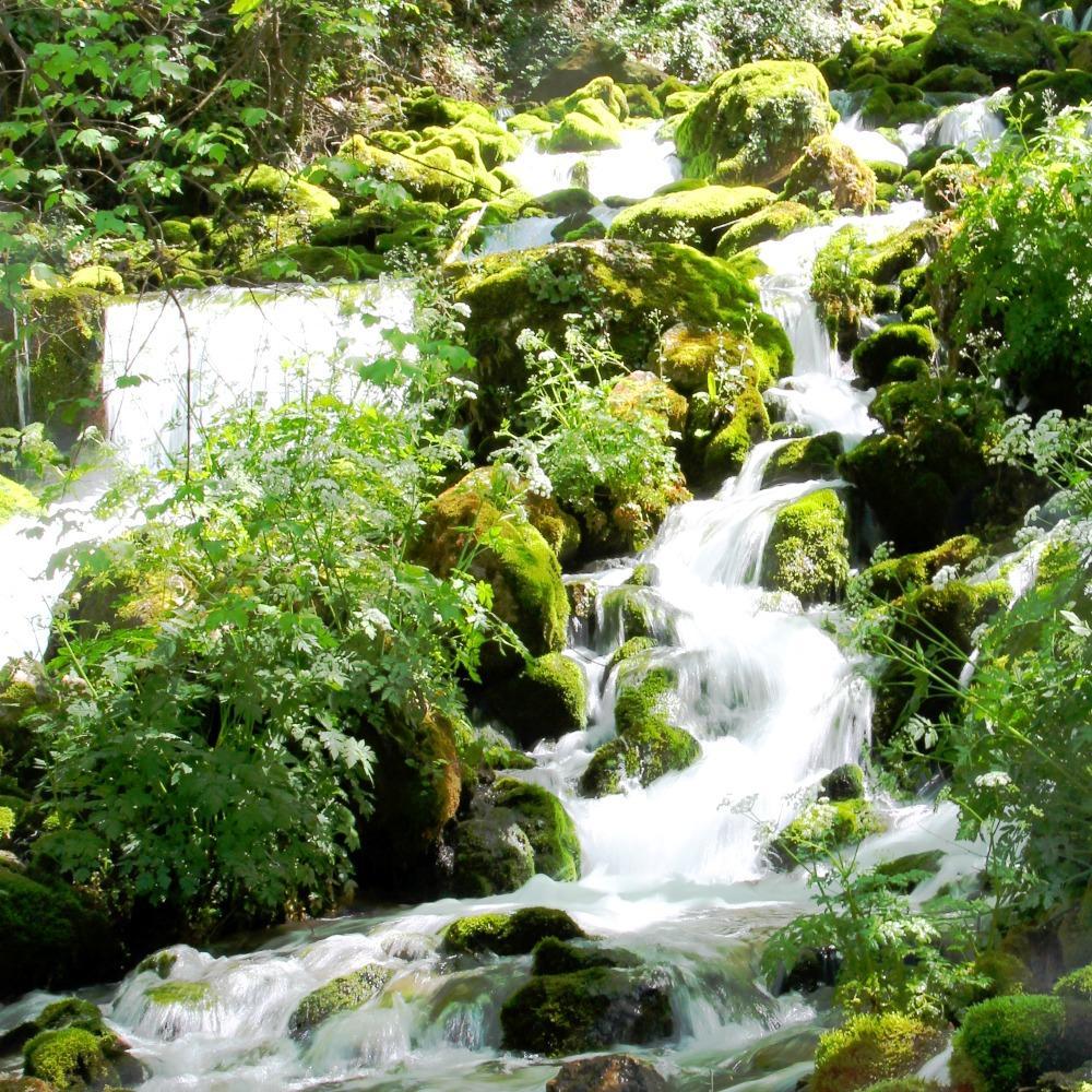 waterfall Perucac, Serbia