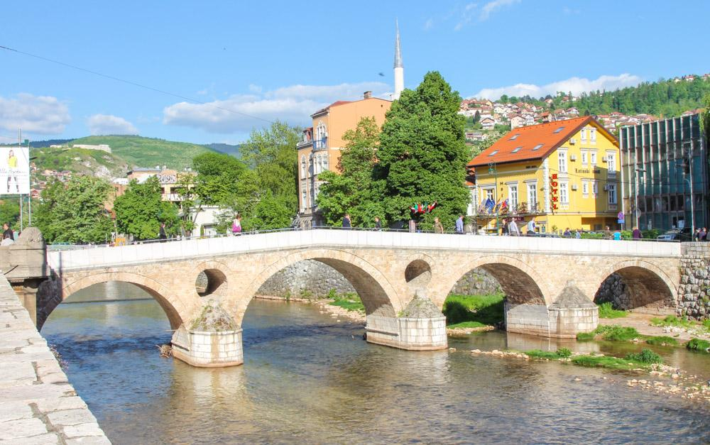 Oh So Beautiful, Sarajevo