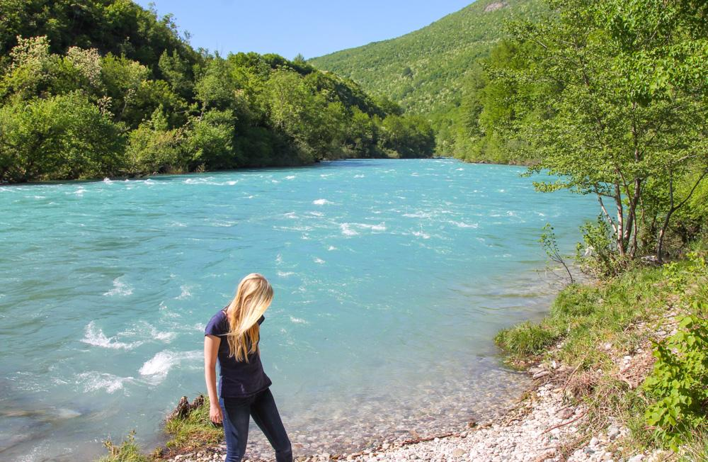 6 Simple Tips for Camping on the Drina (Serbia + Bosnia)
