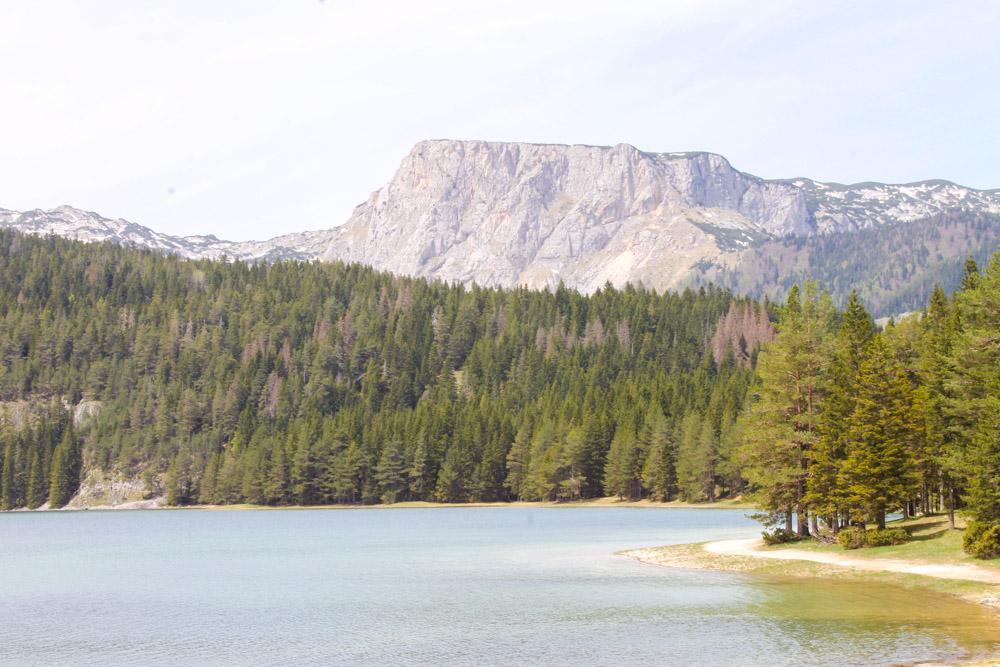 Crno Jezero lake Durmitor, Montenegro