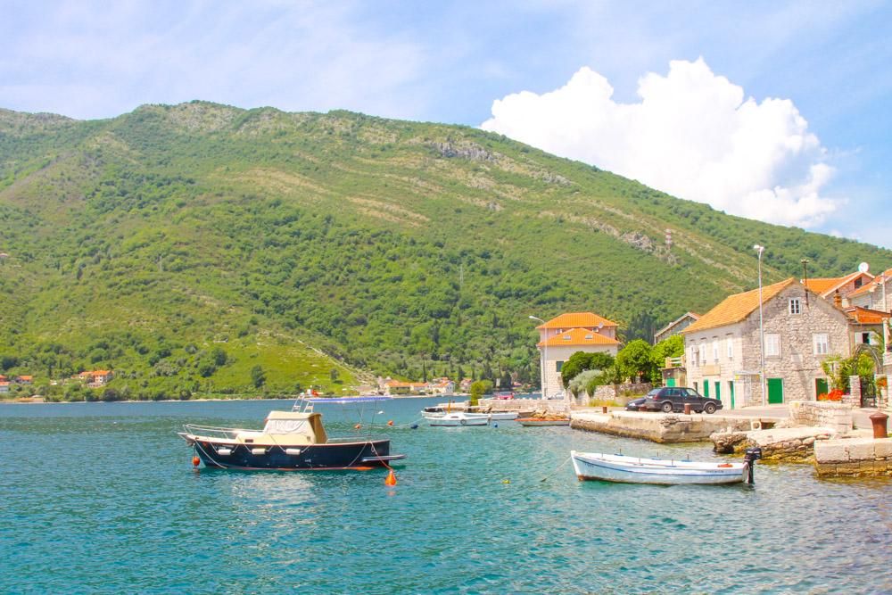 Lepetane, Bay of Kotor, Montenegro