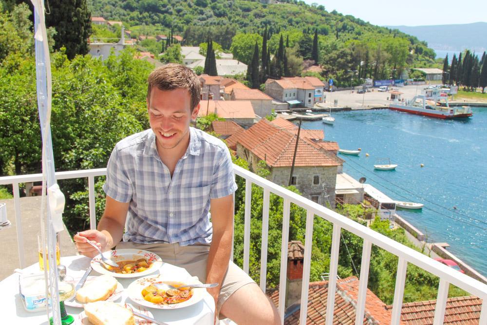 Apartments Okuka, Lepetane, Montenegro