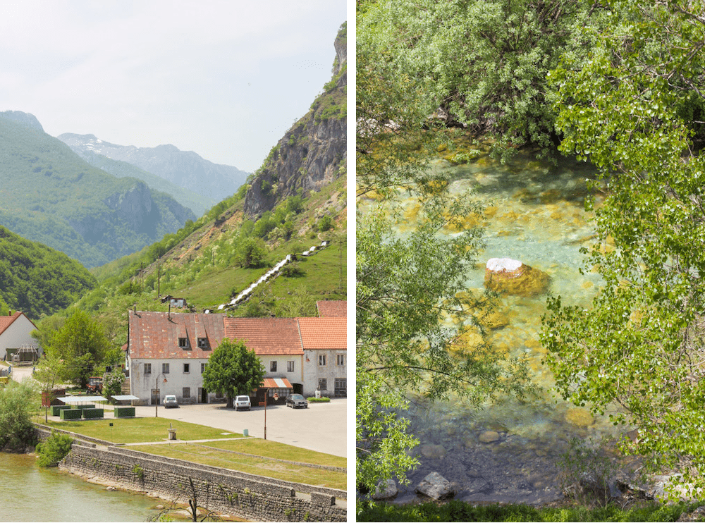 Savnik, Montenegro