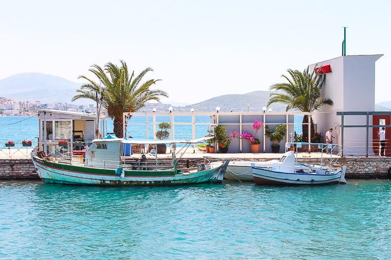 Sarande Beach Albanian Riviera
