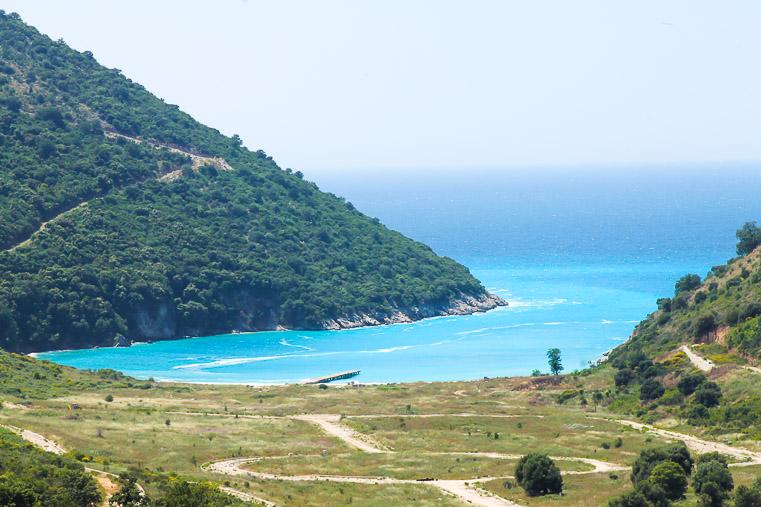 beaches Albanian Riviera travel guide