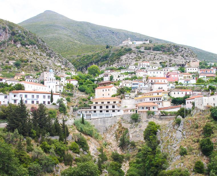 Dhermi, Albania