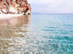 Gjipe Beach, Albania