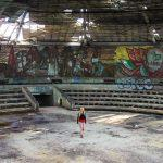 Breaking into Buzludzha