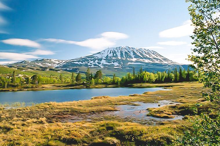 Norway's Prettiest: Hardangervidda and Gaustatoppen