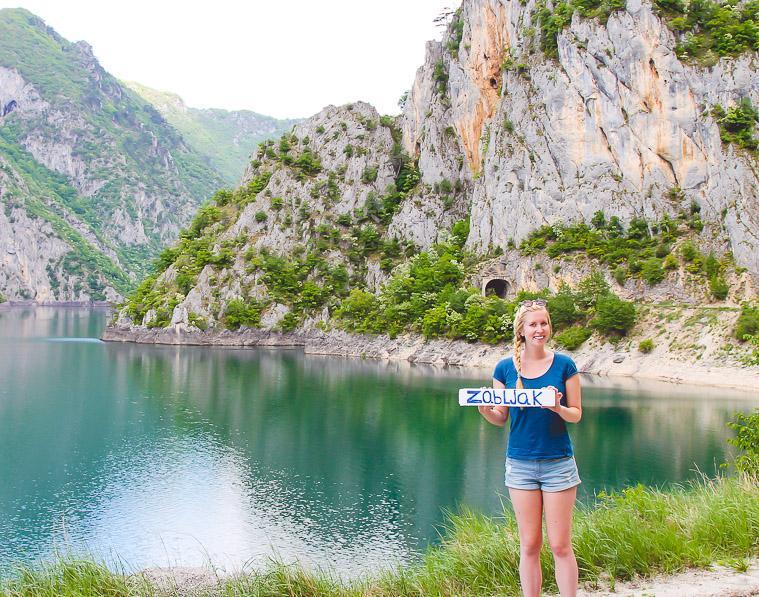 hitchhiking in Montenegro