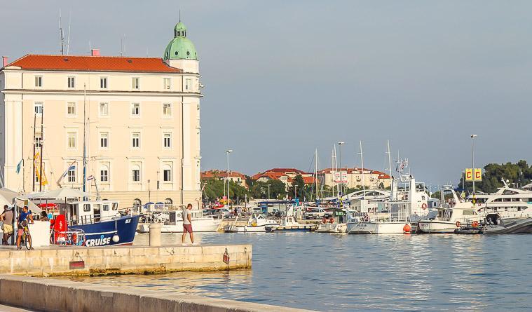 visiting split, croatia