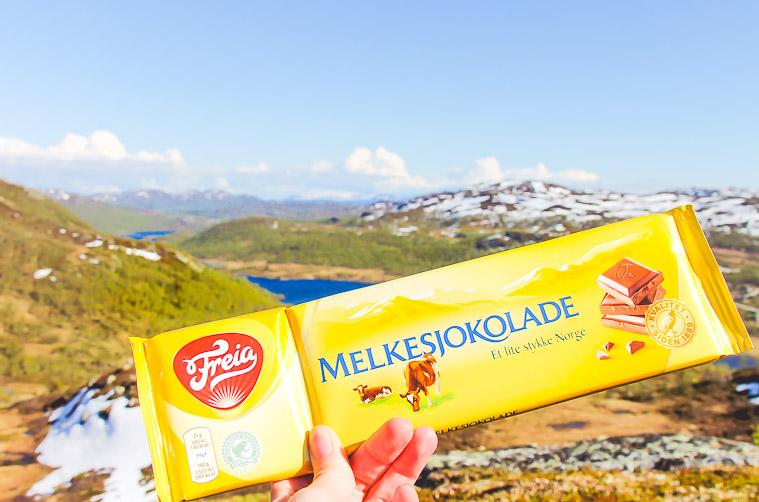 Hardangervidda Norway