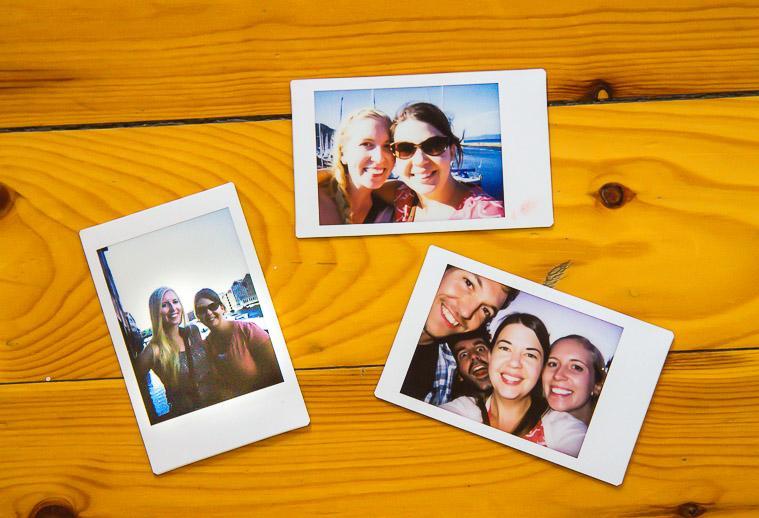 Trondheim Polaroids