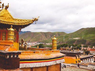 Labrang (Xiahe) China