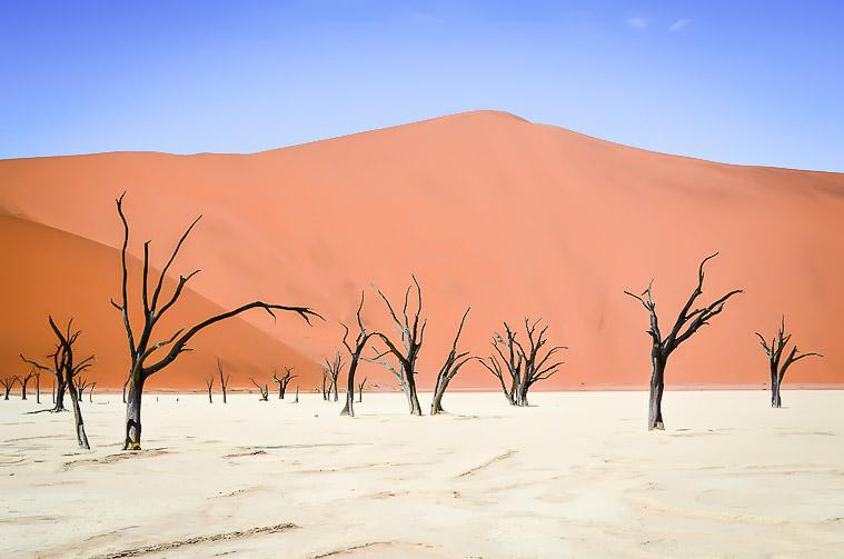 Death Valley Deadvlei Namibia
