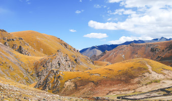 Off the Path: Tibet
