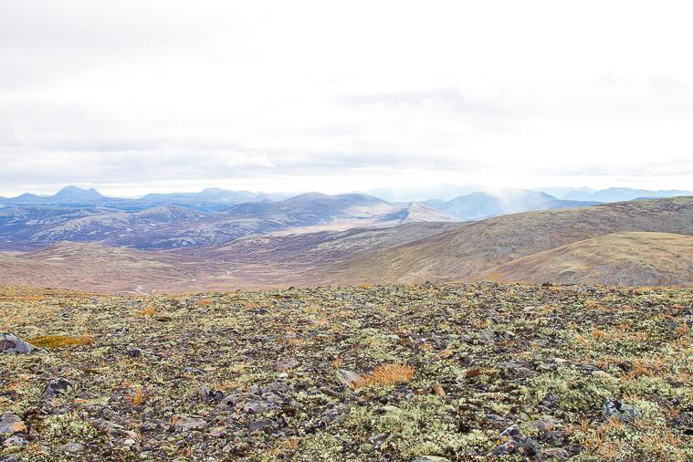 hiking Einunndalen Folldal Norway
