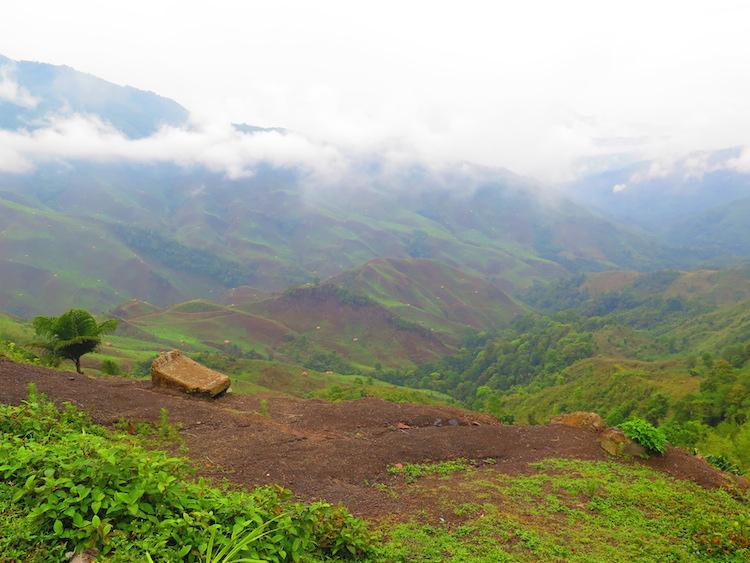 visiting Nagaland, India