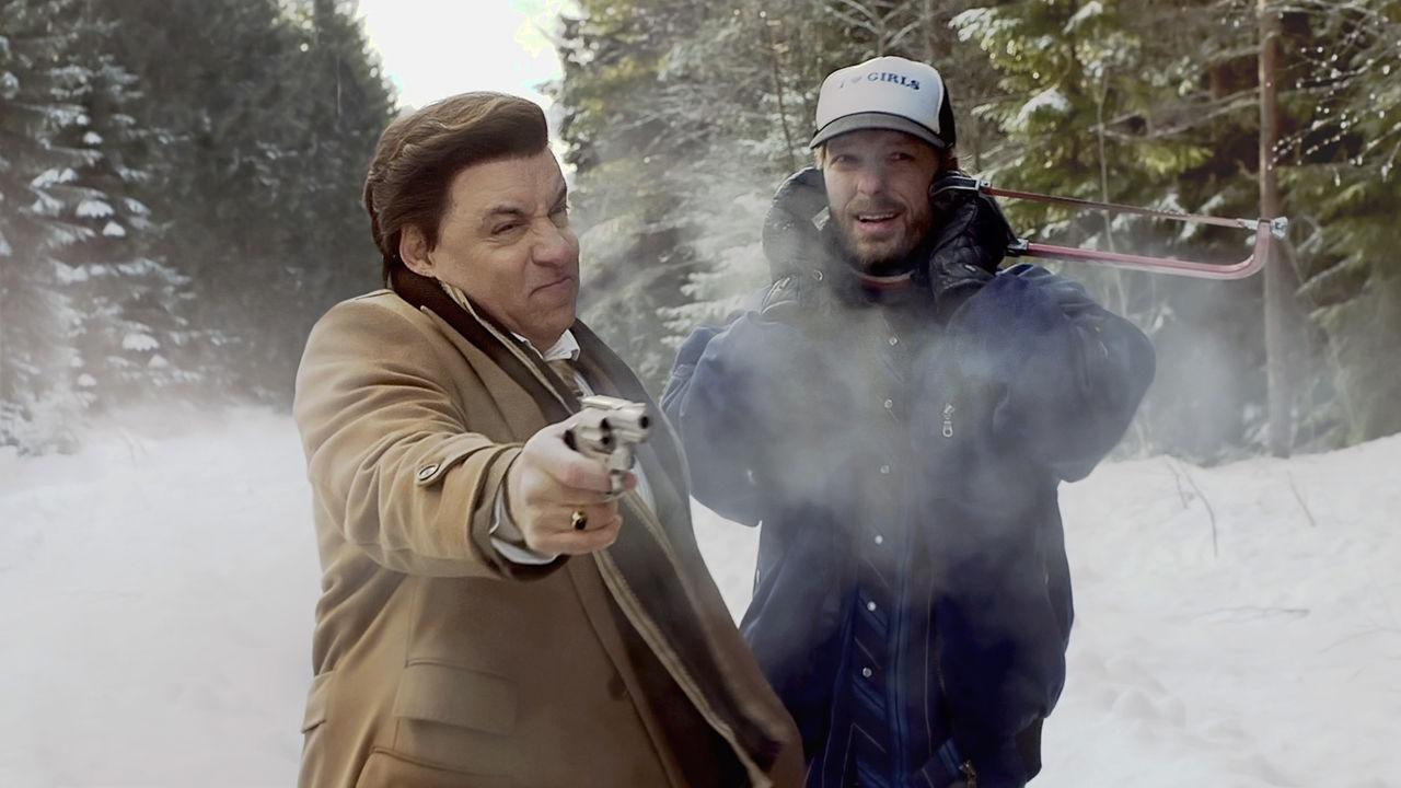 Lilyhammer Norwegian tv series