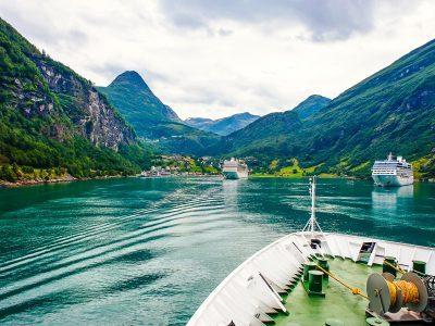 NRK Summer Boat