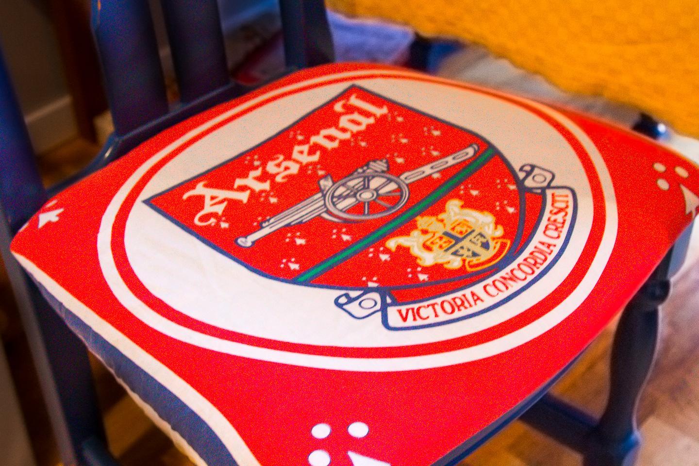 Arsenal chair