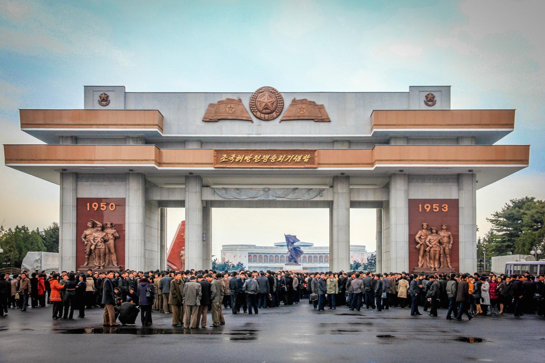 visit North Korea Chinese tour