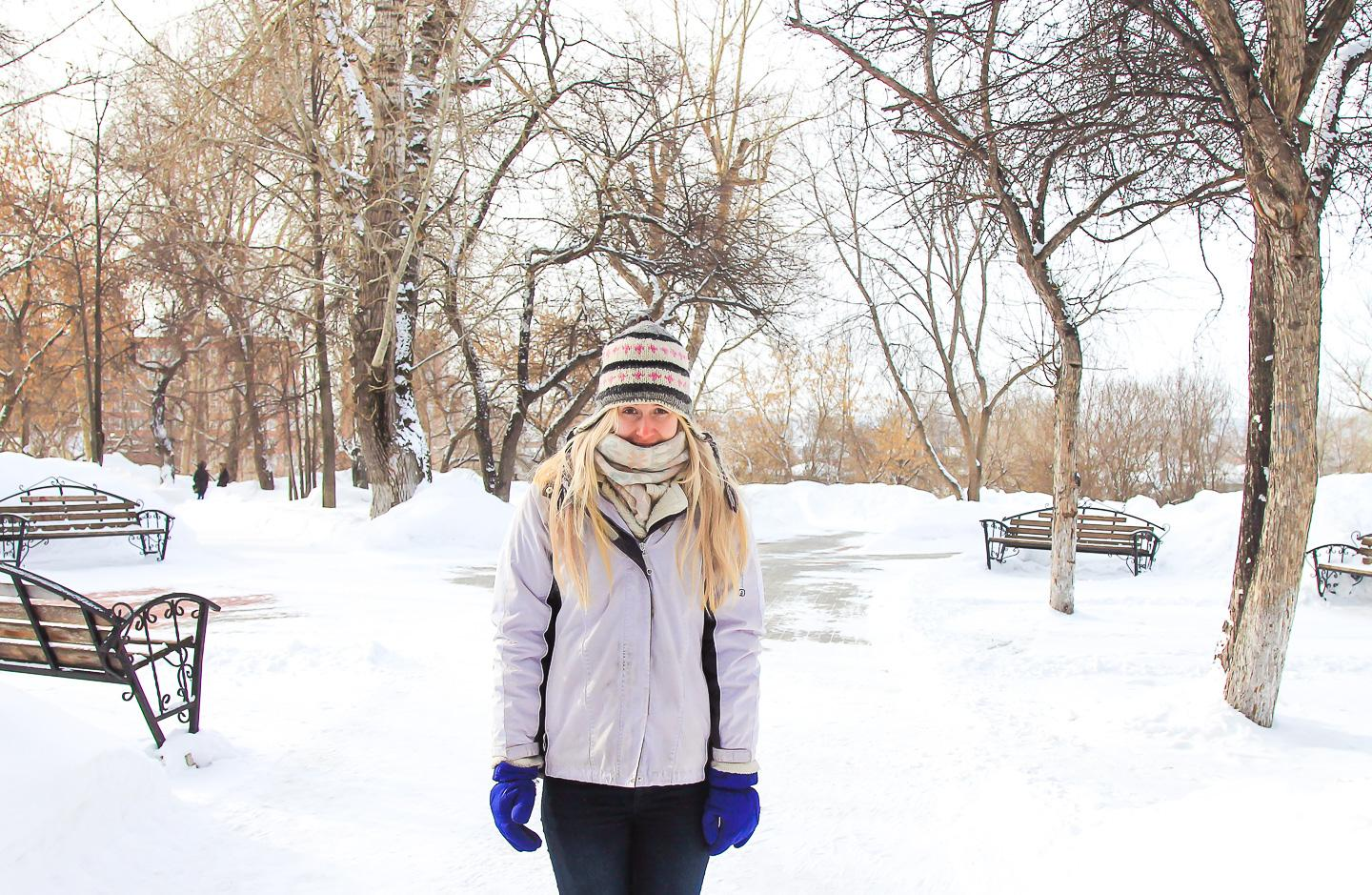 backpacking winter travel tips