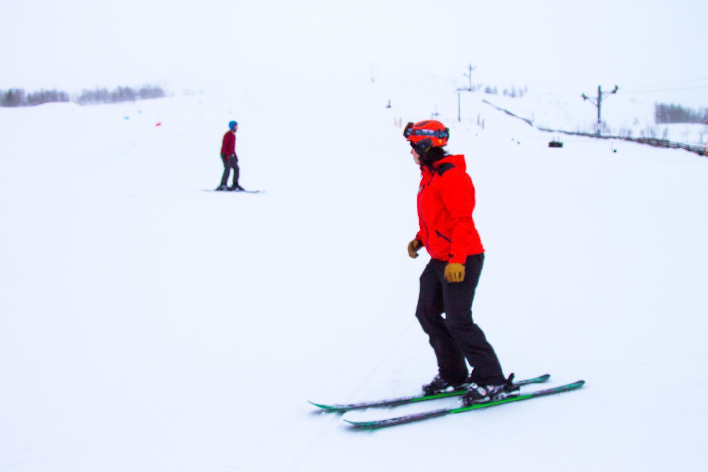 skiing Norway Telemark Vierli