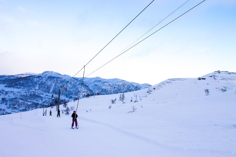 Vierli Skiing Telemark Norway