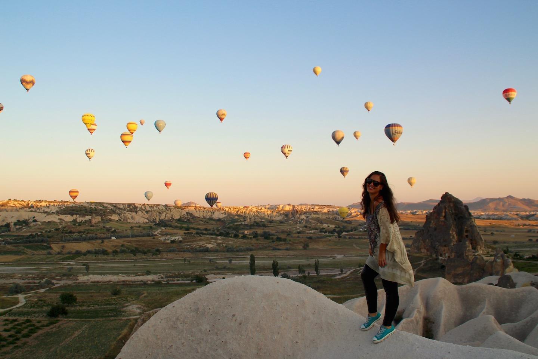 Cappadocia, One World Just Go