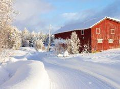 travel Norway winter