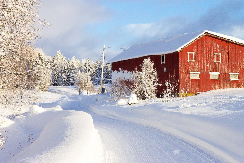 travel Norway winter