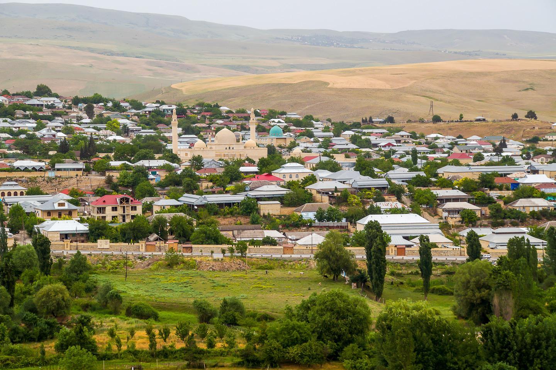 Shamaki Azerbaijan