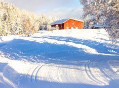 rauland vinter