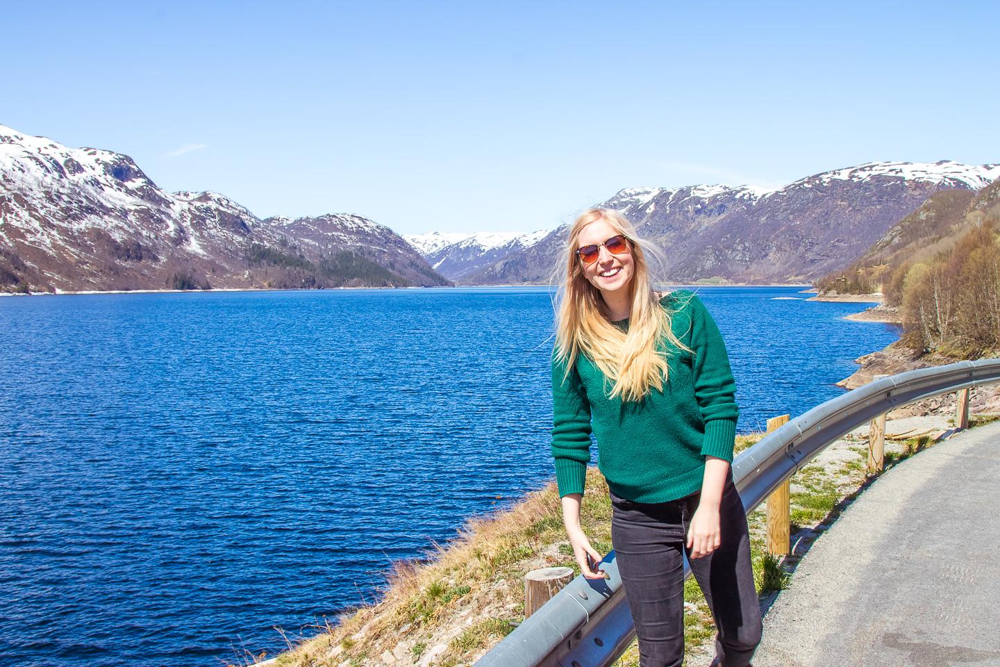road trip hardanger norway