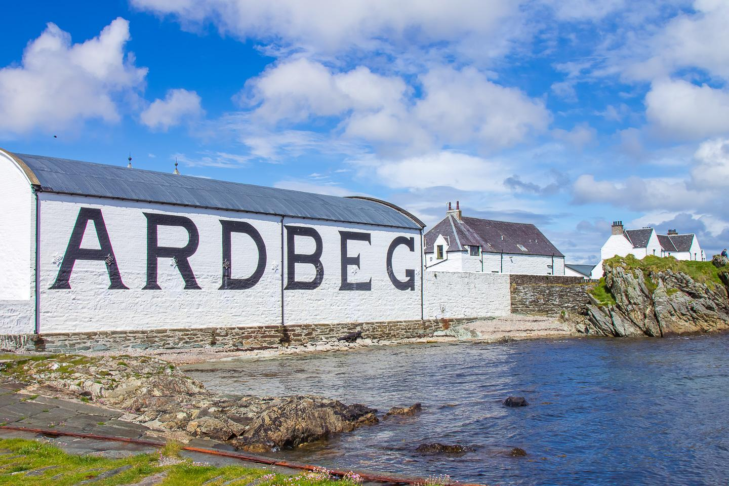 ardbeg distillery islay