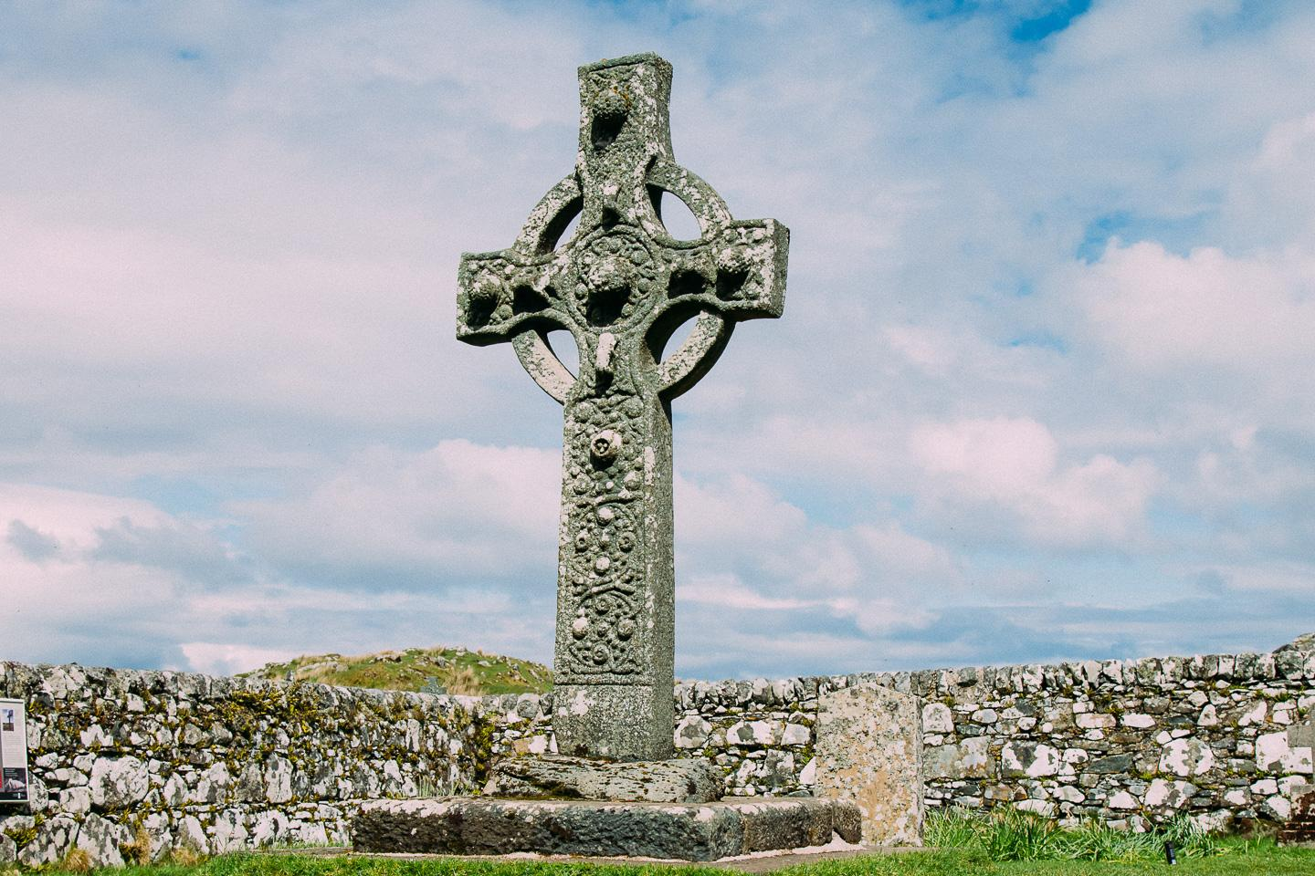 kildalton cross islay scotland