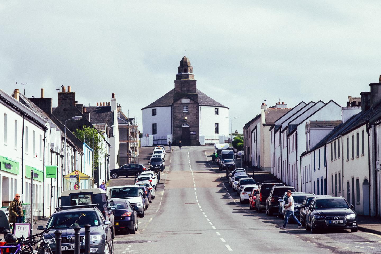 bowmore islay scotland hebrides