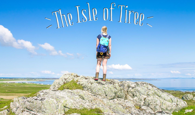 travel tiree scotland isles