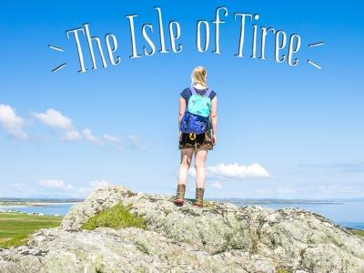 travel tiree scottish isles