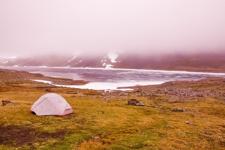 wild camping norway