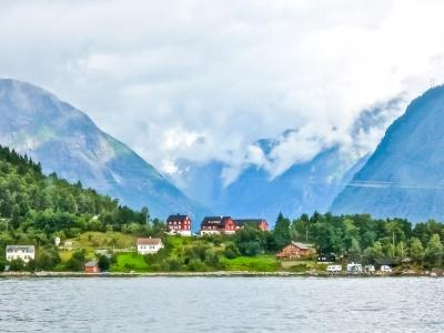 fjord ferry cruise norway budget travel