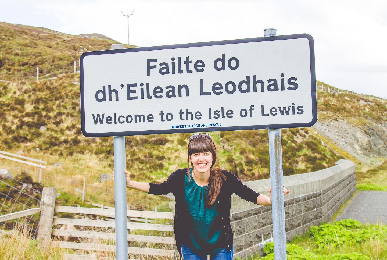 Lewis Hebrides Scotland trip