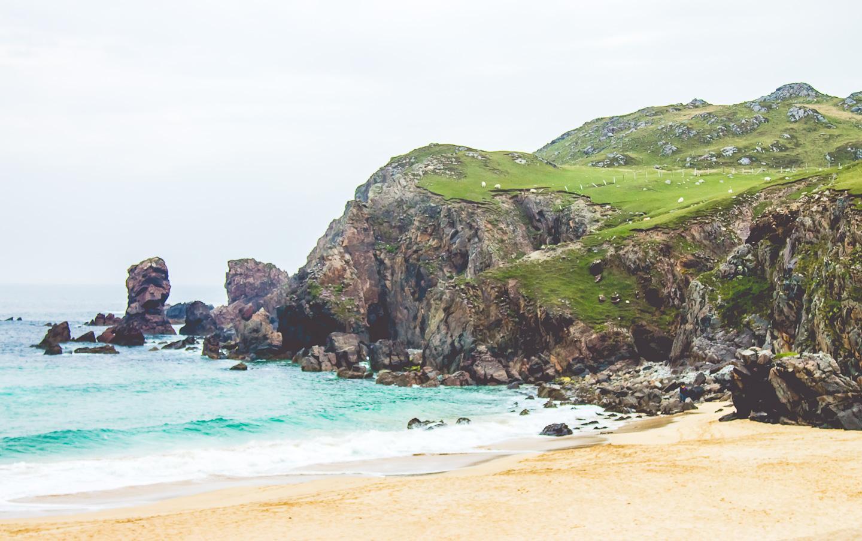 lewis beach hebrides scotland