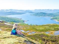 hardangervidda spring norway