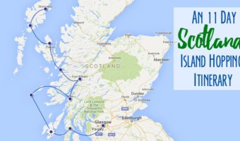 An 11 Day Scotland Island Hopping Itinerary You Should Steal