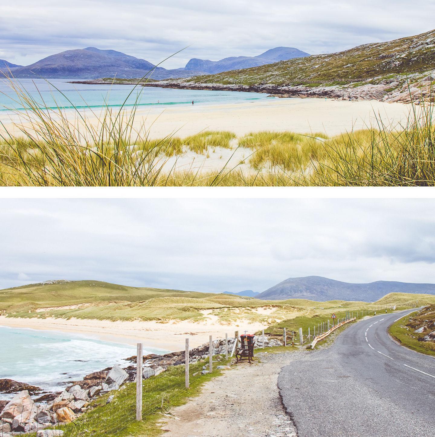 beach isle of harris island hopping scotland