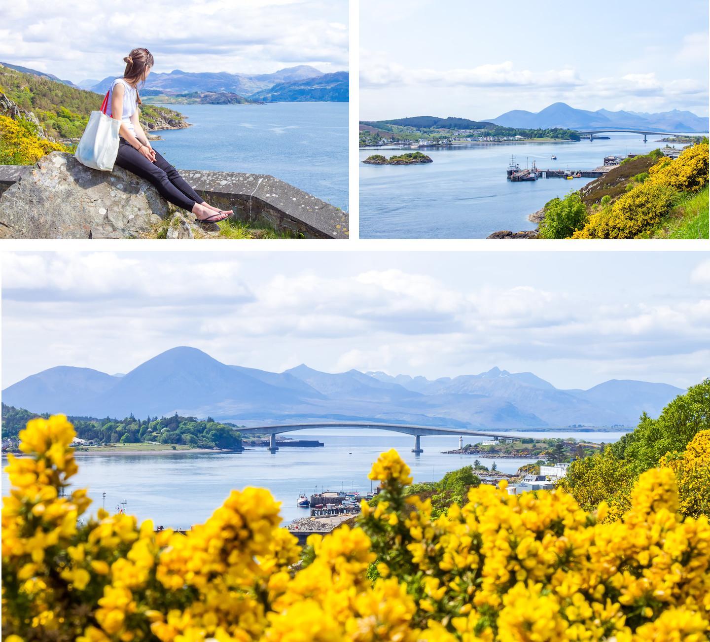 skye bridge island hopping hebrides scotland