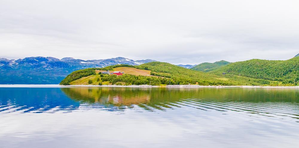 Møsvatn Hardangervidda