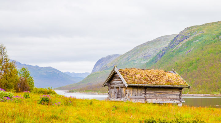 A Ferry into Hardangervidda